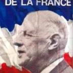 Affiche électorale De Gaulle