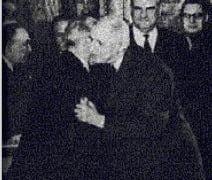 De Gaulle et le traité franco-allemand