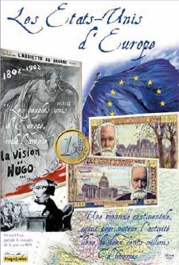 vh etats unis d europe Victor Hugo et lEurope : découvrez ce quétait réellement son projet d « États Unis dEurope »