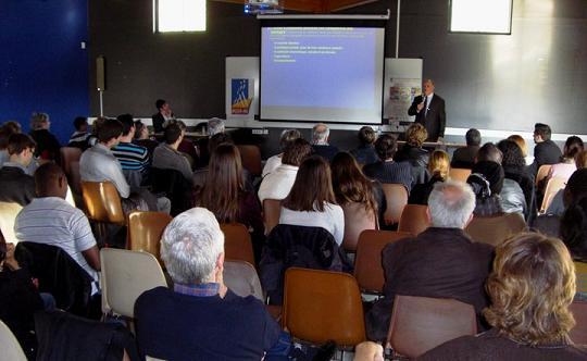 Conférence à Montpellier