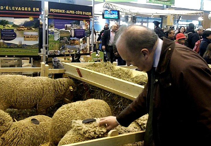 François Asselineau - Agriculture