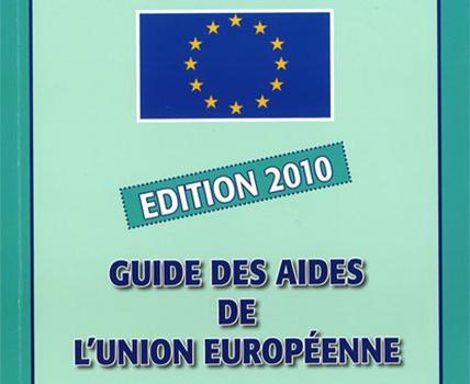 Guides des aides de l'Union européenne