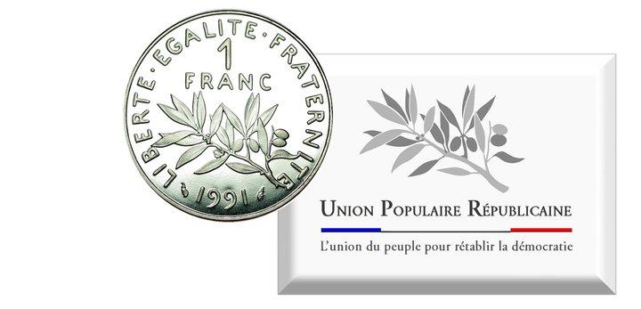 logo upr 6 Que signifie le logo de lUPR ?