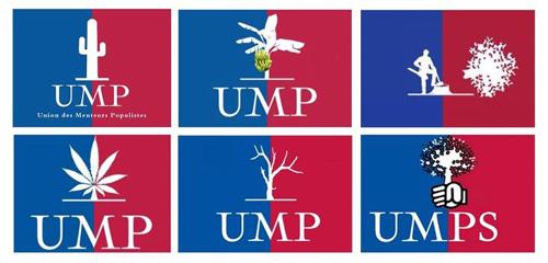 d5 UMP logos Dossier : Que signifient les logos des autres partis ?
