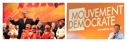 s19 Modem Dossier : Que signifient les logos des autres partis ?