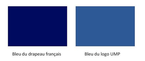 s1 bleu UMP Dossier : Que signifient les logos des autres partis ?