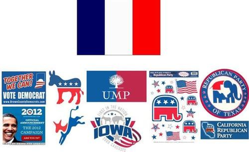 s3 US logos Dossier : Que signifient les logos des autres partis ?