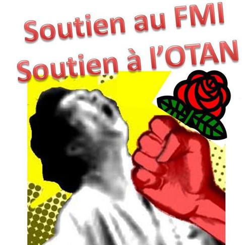 UPR Asselineau: parti politique qui dit des choses passionnantes sur l'€mpire... S8_FMI_OTAN