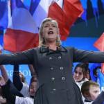 Le dérapage Le Pen semestriel ! Mme Le Pen valse avec les néonazis autrichiens