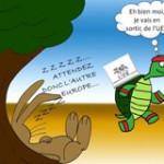 Les lièvres alter-européistes et la tortue UPR