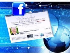 Page Facebook UPR