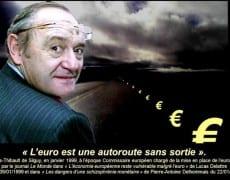 euro, autoroute sans sortie
