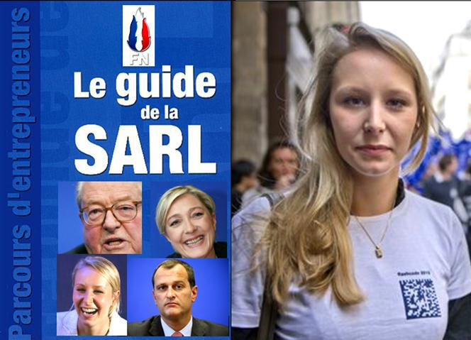 Le Front national, une affaire de famille