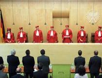 Cour constitutionnelle allemande de Karlsruhe