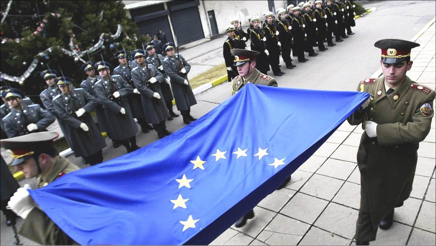 L'Union européenne c'est la guerre !