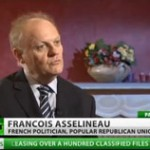 Entretien de François Asselineau avec la grande chaîne de télévision Russia Today