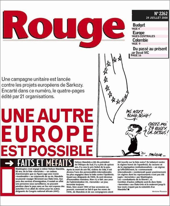 europe extreme gauche Recette pour neutraliser la colère des Français : la promesse de lAutre Europe depuis un tiers de siècle