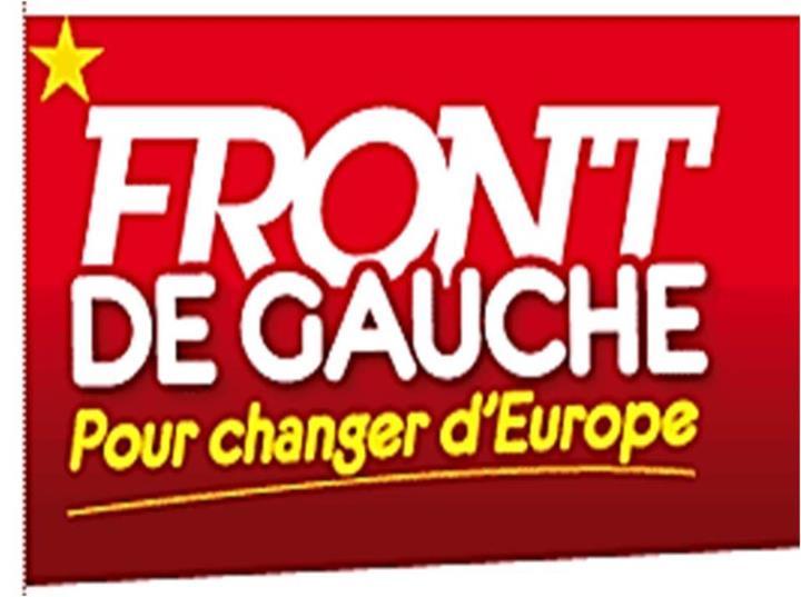 europe front de gauche Recette pour neutraliser la colère des Français : la promesse de lAutre Europe depuis un tiers de siècle