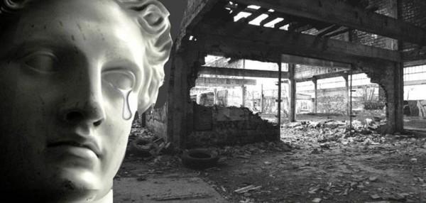 crise europe 600x286 La tragédie de lEurope : La production industrielle seffondre