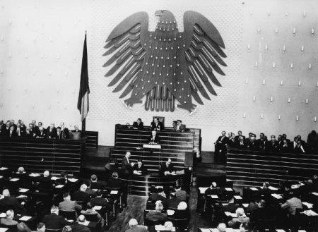 allemagne1963 Le mythe du couple franco allemand   Traité de lElysée