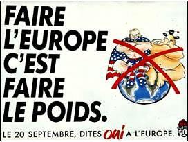 europe poids Le mythe du couple franco allemand   Traité de lElysée