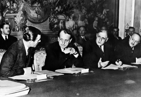 maurice herzog de gaulle Le mythe du couple franco allemand   Traité de lElysée