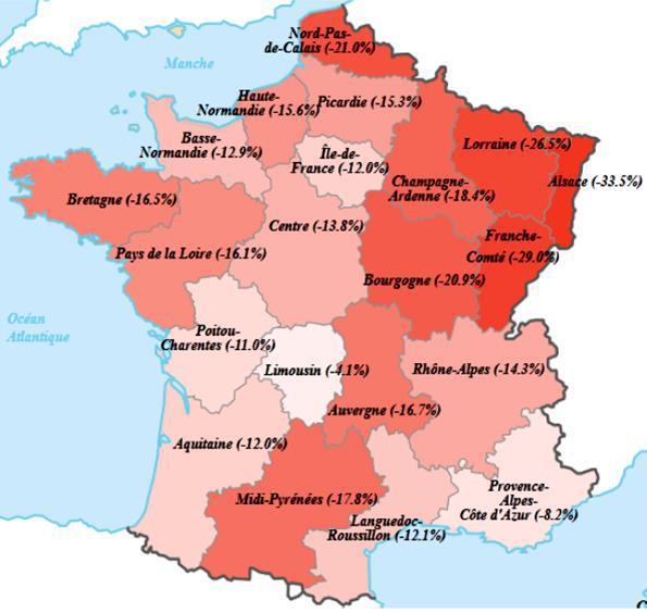 crise france upr Leffondrement économique de la France saccélère : en route vers le chaos social