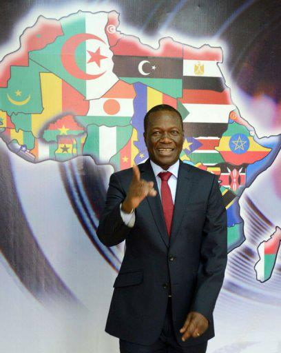 """Michel Ouedraogo, délégué général du FESPACO. L'édition de 2013 a été marquée par la Déclaration solennelle de Ouagadougou proclamée par 6 pays lors du colloque sur le """"Cinéma et politiques publiques en Afrique"""" et dont le but est de doter le cinéma africain d'une """"force de frappe"""". L'idée centrale est que le continent africain puisse disposer de moyens techniques et financiers plus importants pour développer un authentique cinéma africain, en particulier dans l'espace francophone."""
