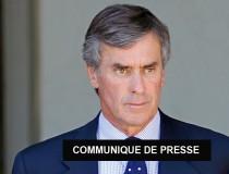 Communiqué de presse : Affaire Jérôme Cahuzac