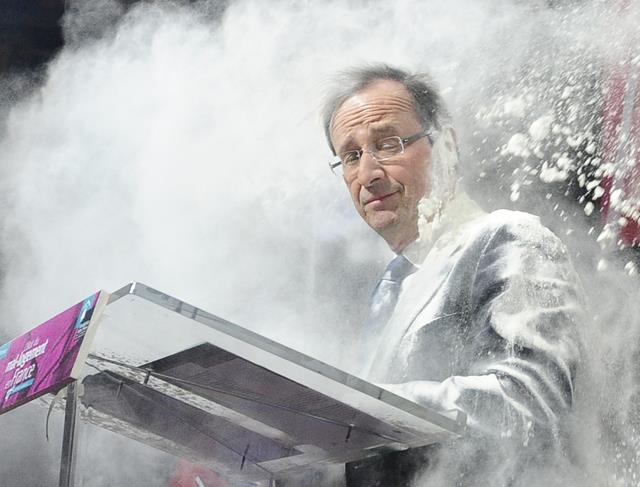 hollande farine upr Laction exemplaire du Président Islandais : François Hollande ne lui a accordé que 35 minutes pour lécouter