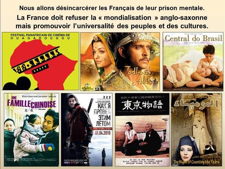 Planche Extraite de la partie culturelle du Programme de l'UPR.