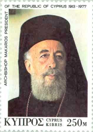De 1960 à 1977, Monseigneur Makarios III cumula les fonctions actuelles de Sa Béatitude Chrysostome II et du président de la République Anastasiades.