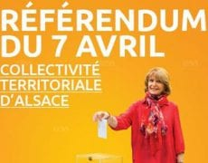 Référendum du 7 avril en Alsace