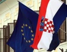 LA CROATIE FAIT UN PAS SUPPLÉMENTAIRE VERS L'UNION EUROPÉENNE