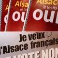 Conférence de François Asselineau à Strasbourg : Ce qui se cache derrière le référendum du 7 Avril en Alsace