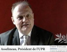 François Asselineau sur le bilan de l'élection présidentielle