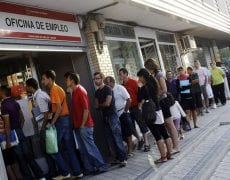 Espagne-Chomage-File-d-attente-europe