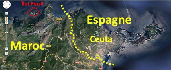 Ceuta-espagne