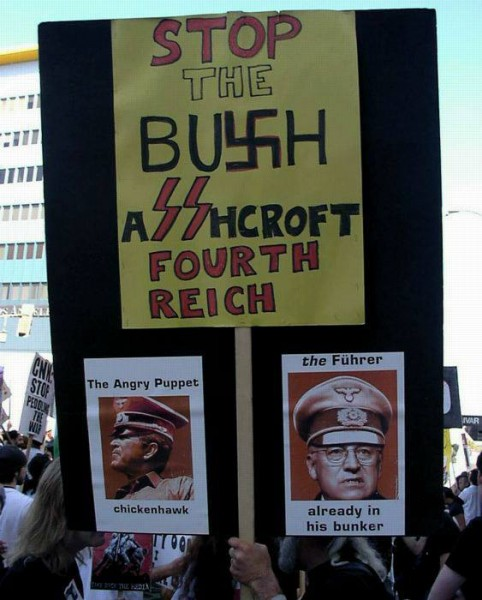 bush-nazi-usa