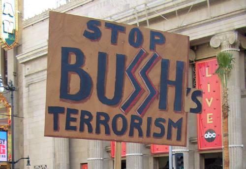 bush-terrorism