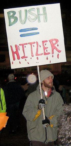 hitler-bush