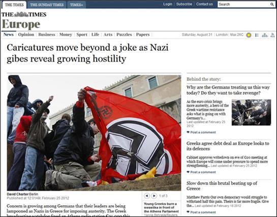 nazi-en-grece
