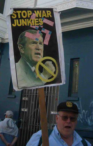 stop-war-bush