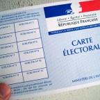 N'oubliez pas de vous inscrire sur les listes électorales