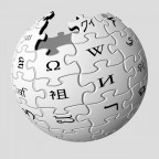 Wikipedia Logo Wallpaper