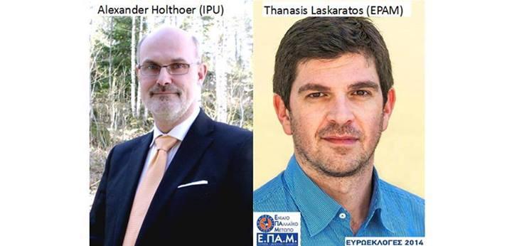 M. Alexander Holthoer, M. Thanasis Laskaratos