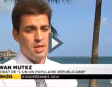 Erwan MUTEZ sur Nouvelle-Calédonie 1ère