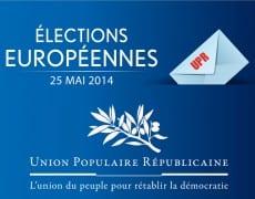 élections europénnes upr - Union Populaire Républicaine
