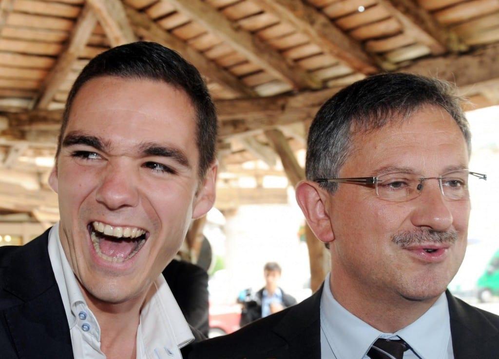 Le candidat FN était payé par des proches de J-F. Copé