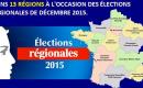 L'UPR présente 1969 candidats et candidates dans 13 régions à l'occasion des élections régionales de décembre 2015